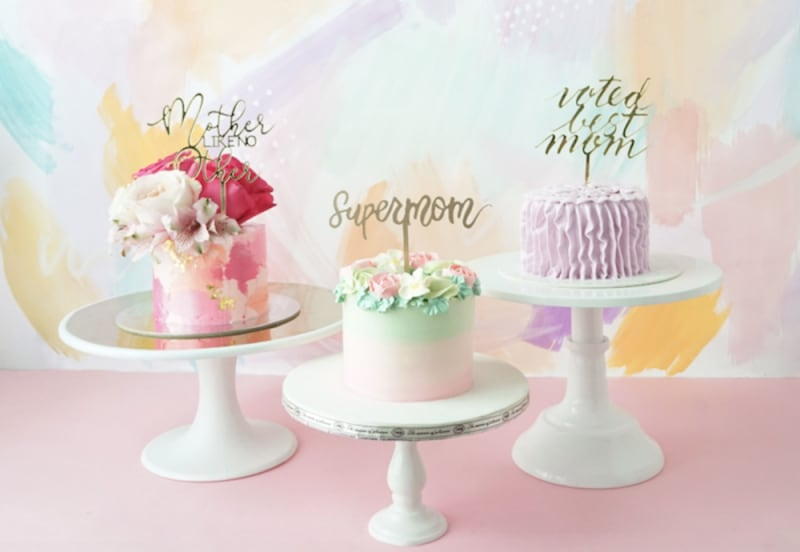 Mother's Day at VIVE Cake Boutique Hong Kong