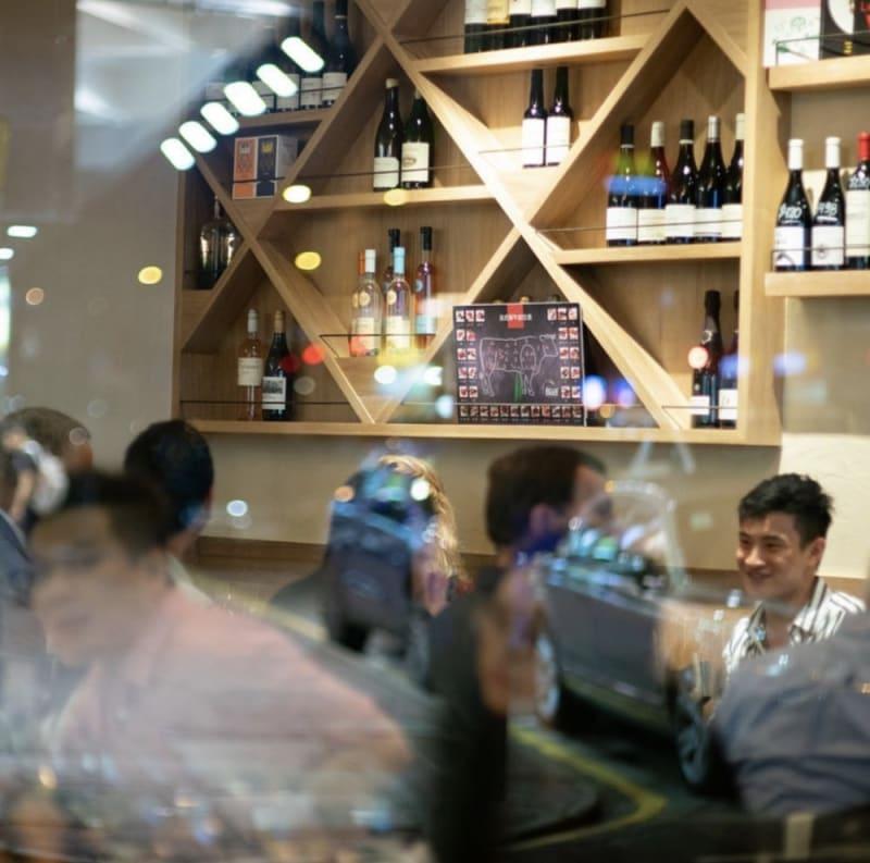 Le Bistro Winebeast Hong Kong
