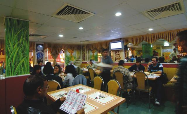 Branto Pure Veg Indian Restaurant