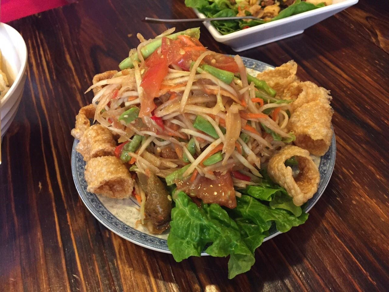 Thai Vegetarian Food HK