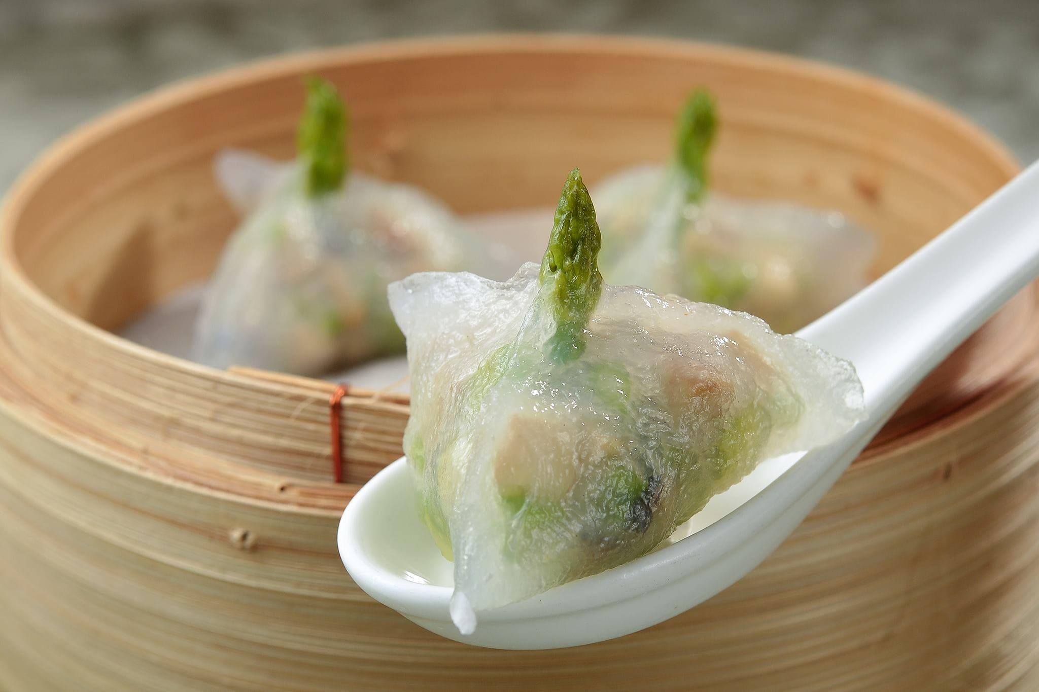 Kung Tak Lam Shanghai Vegetarian Cuisine HK
