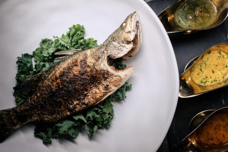 Sustainable Seafood at Foxglove Hong Kong