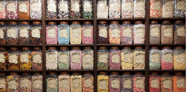 Mr Simms Olde Sweet Shop HK