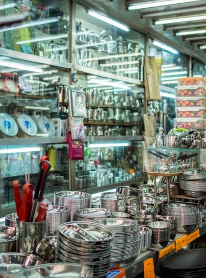 Shanghai St Kitchenware