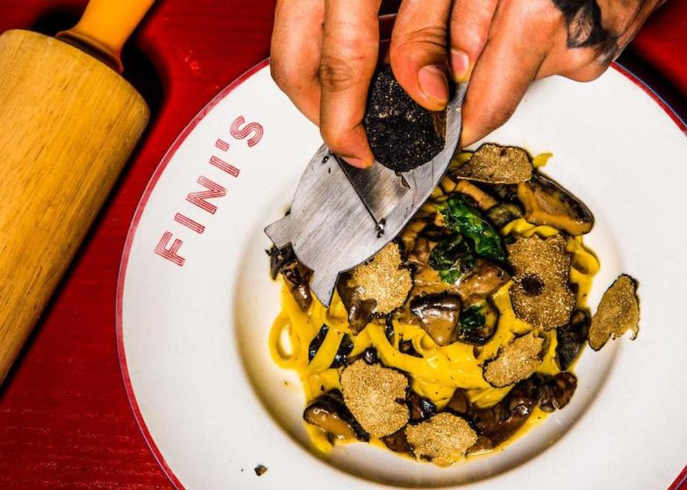 Fini's Hong Kong