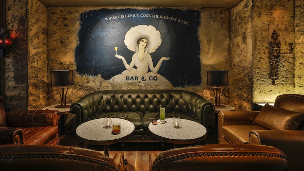 The ThirtySix Bar & Co Hong Kong
