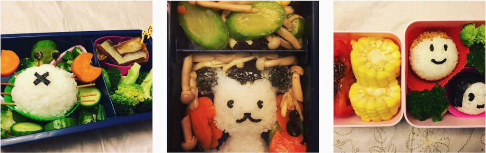 Bento boxes by Tina C