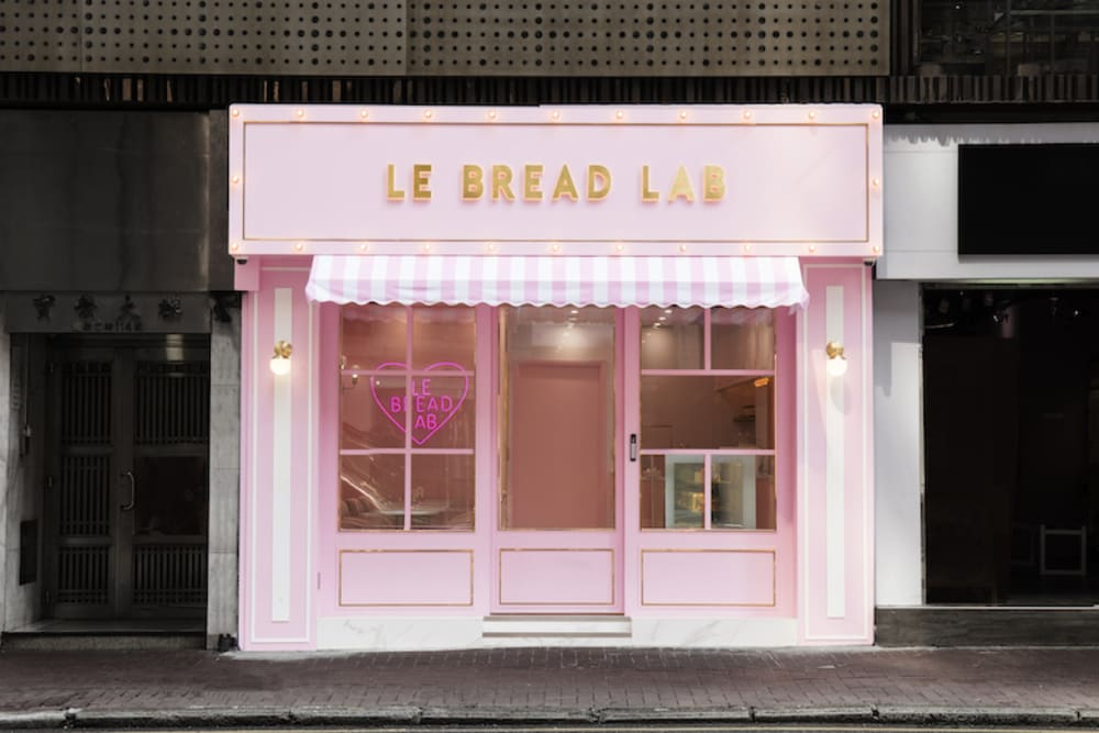 LE BREAD LAB Hong Kong