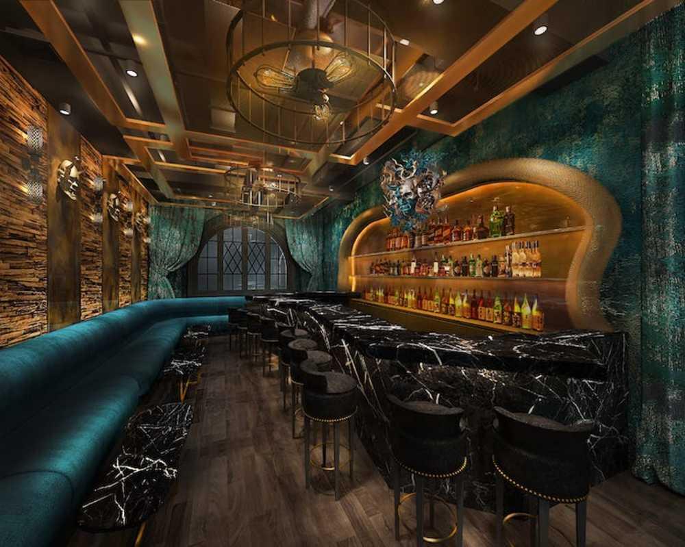Gishiki Lounge Hong Kong
