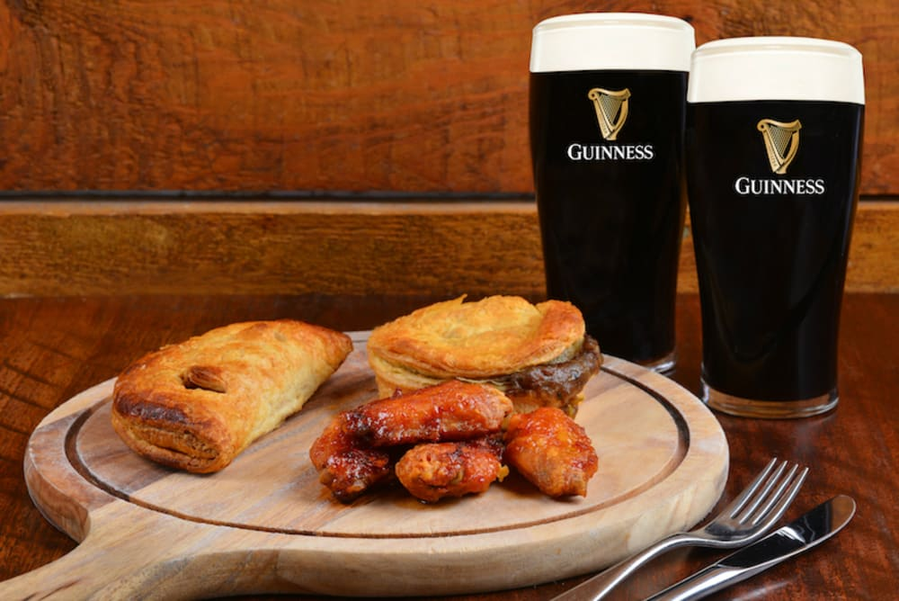 Guinness Connoisseur Bar at K11 Art Mall Hong Kong