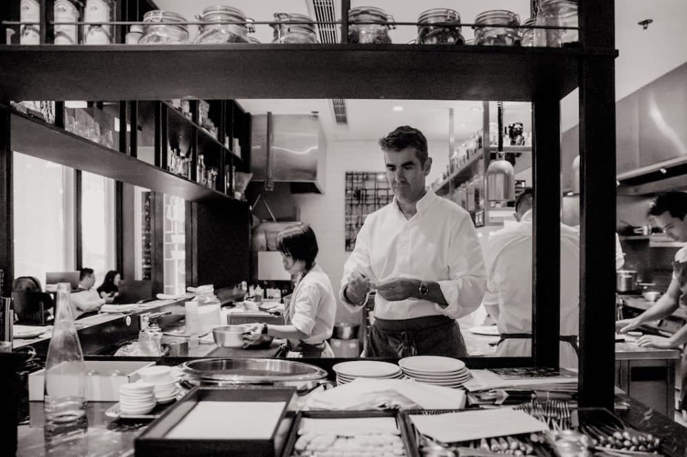Chef Shane Osborn