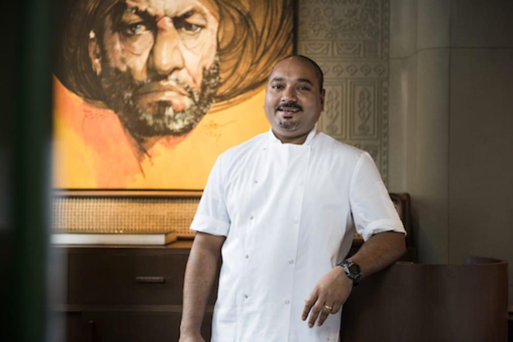 Chef Palash Mitra