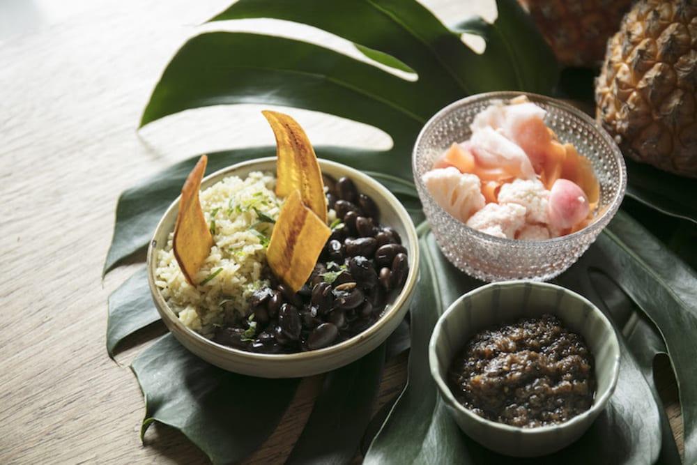 Test Kitchen x Chef Luis Aguilar Hong Kong