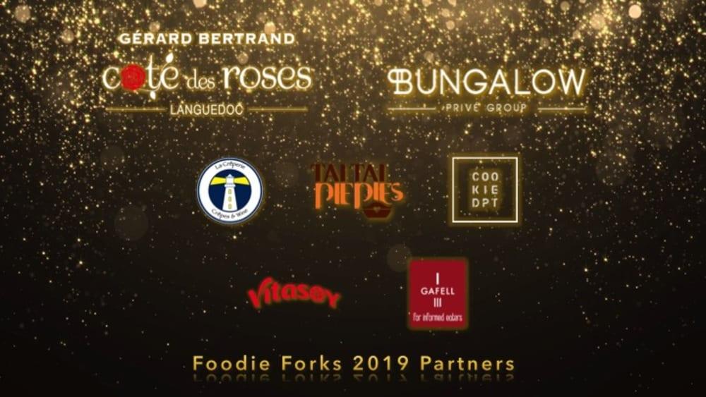 Foodie Forks 2019 Sponsors