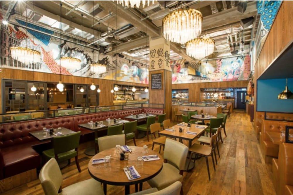 Jamie Oliver Hong Kong