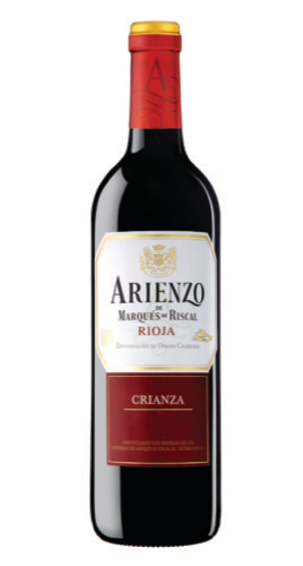 Bottle of Crianza
