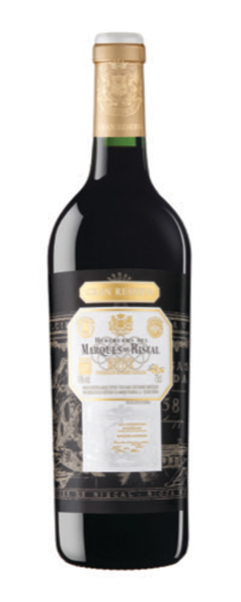 Bottle of Gran Reserva