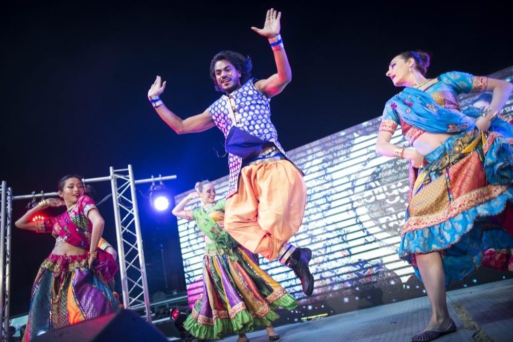 Bollywood Nights at Happy Wednesday Hong Kong
