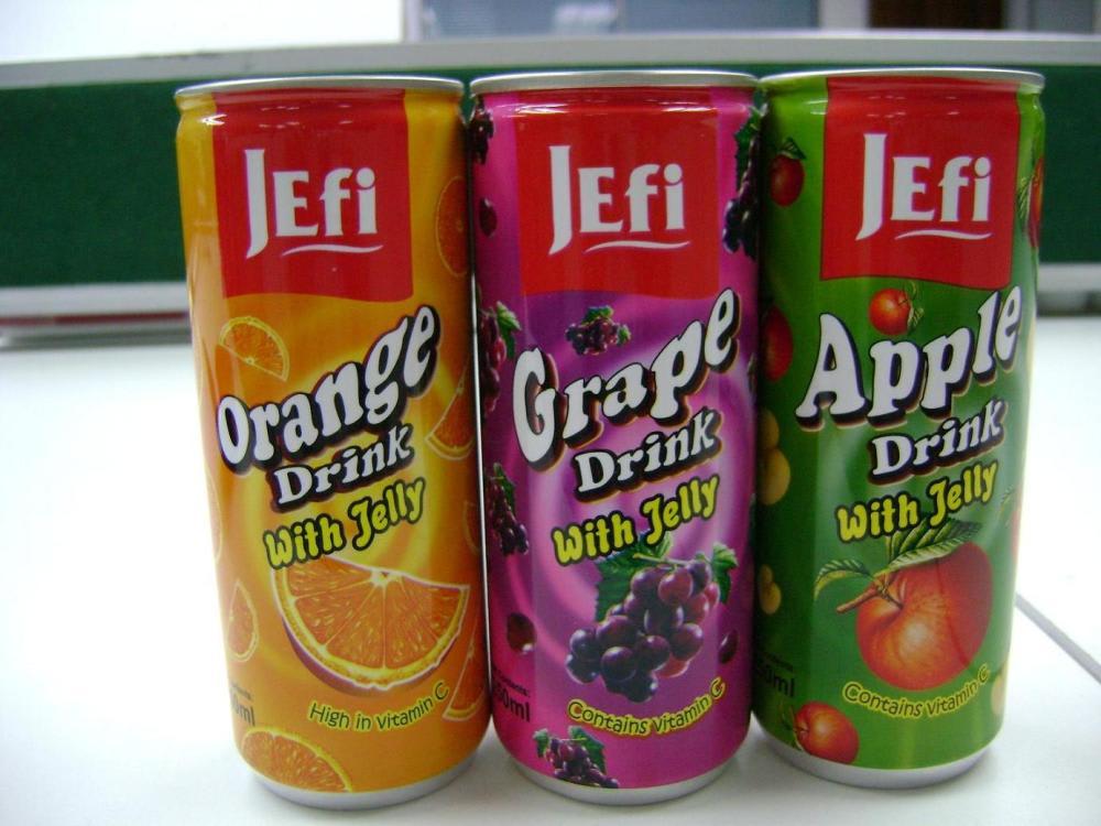 Jefi fruit drinks