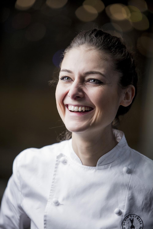 Pastry Chef Jessica Préalpato