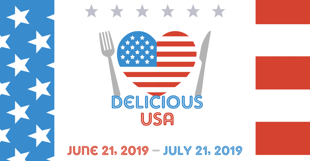 Delicious USA festival Hong Kong