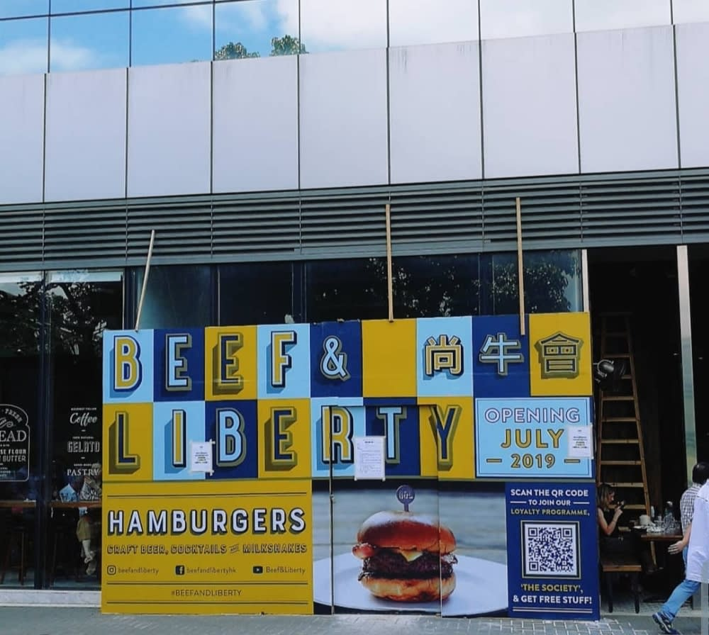 Beef & Liberty One Island South Hong Kong