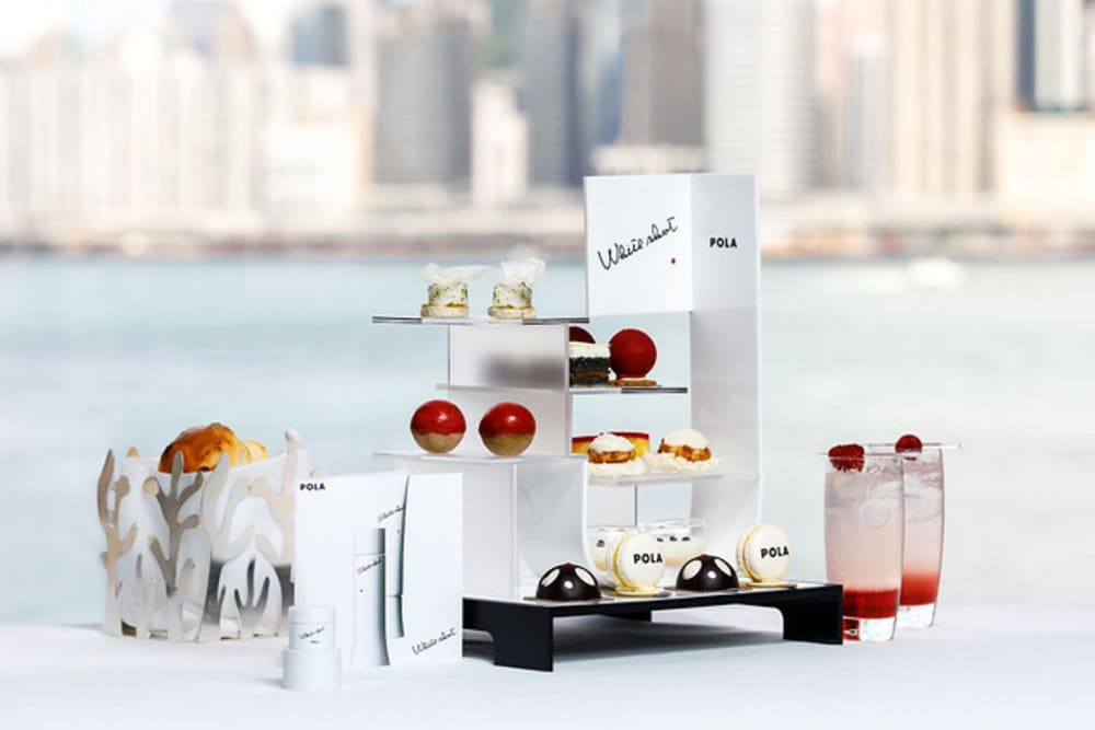 POLA x InterContinental Hong Kong: The Promise Afternoon Tea