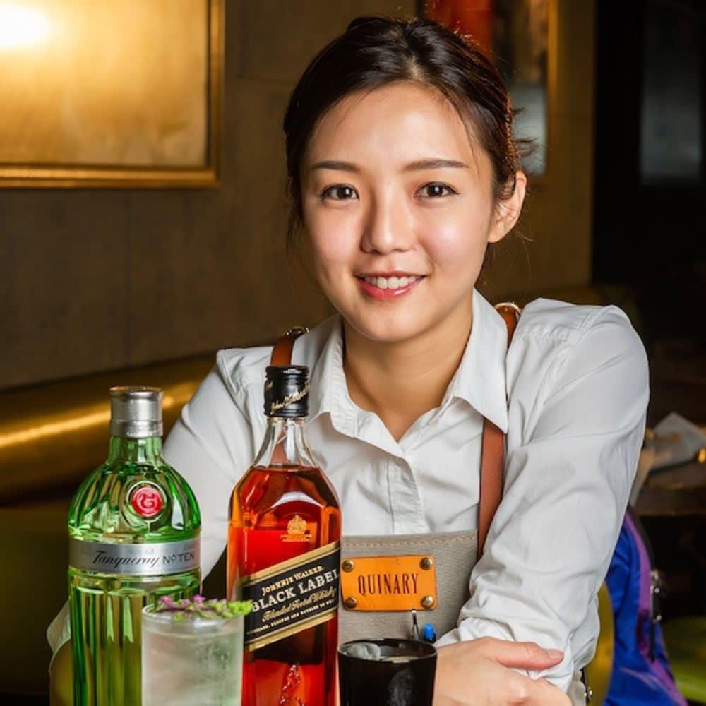 Shelley Tai of Quinary Hong Kong
