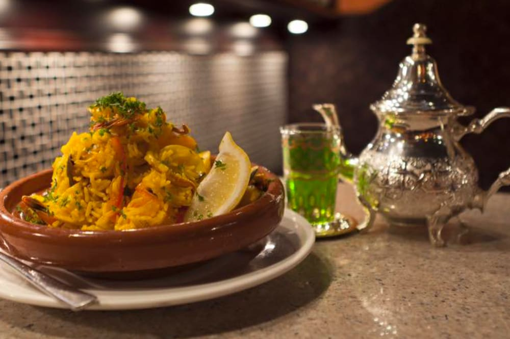 Sahara Mezz Bar Hong Kong