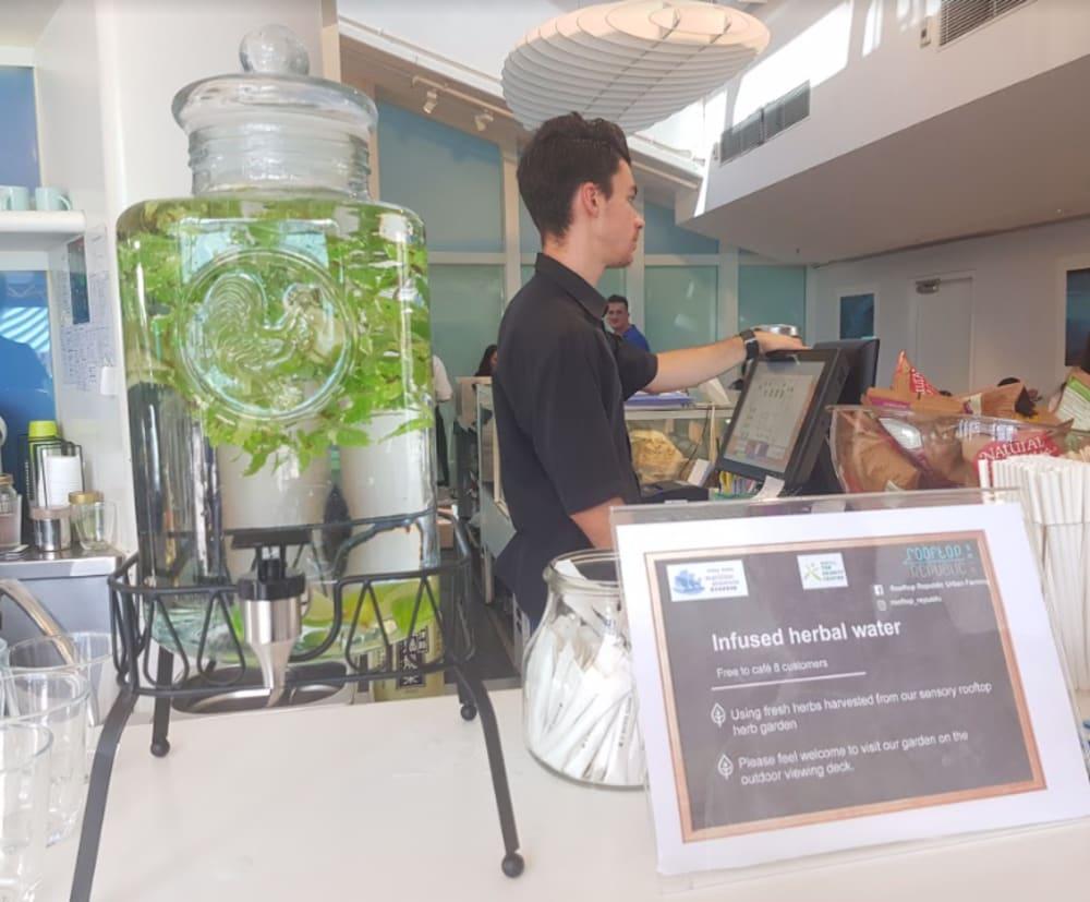 Café 8 Hong Kong