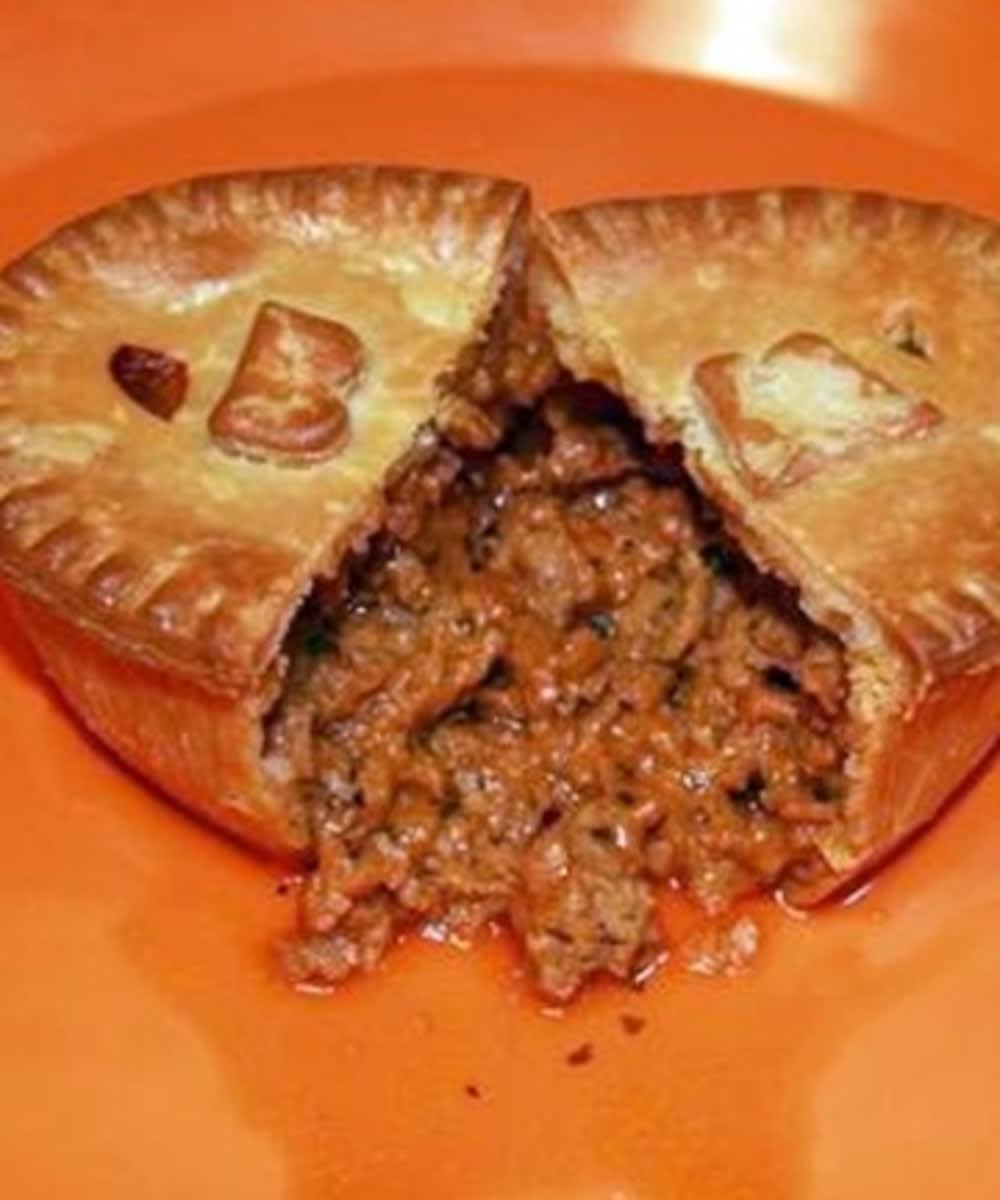 Beyond Meat Aussie meat pie