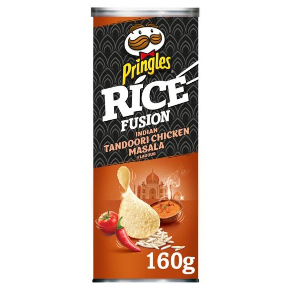 Pringles Rice Fusion Tandoori Chicken Masala