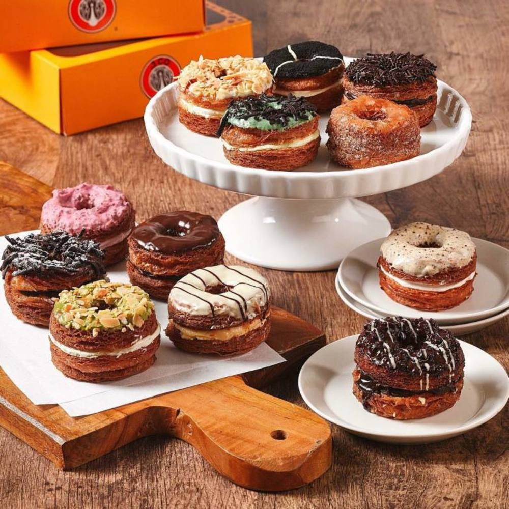 J.CO Donuts & Coffee Hong Kong
