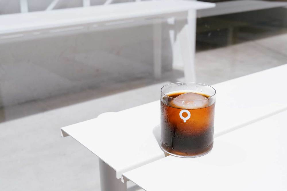 Cold brew at NOC Hong Kong