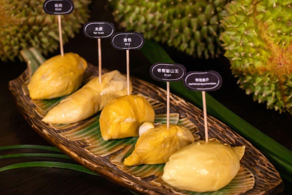 Malaysian Durian Brunch Buffet at Hotel ICON Hong Kong