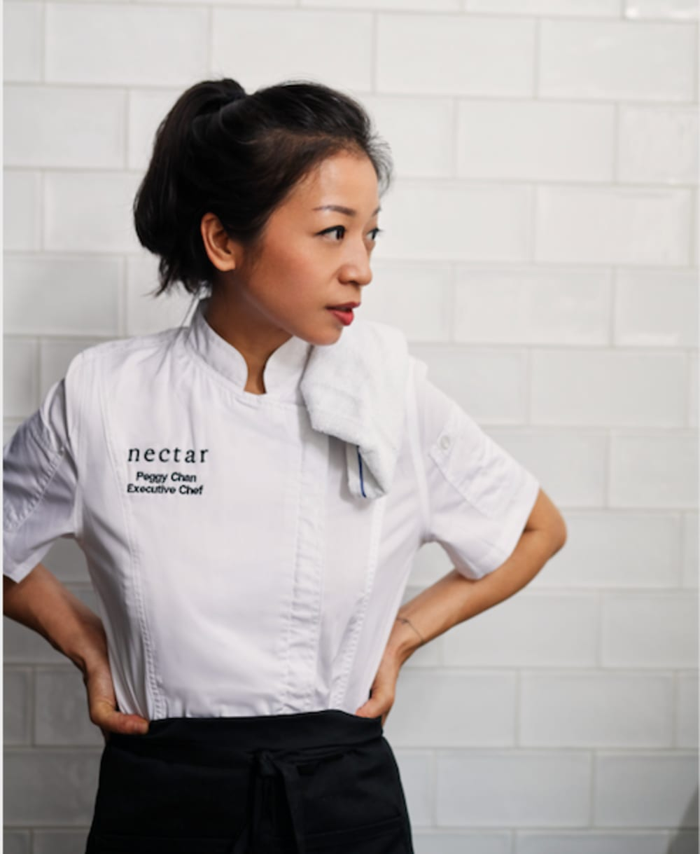 Chef Peggy Chan