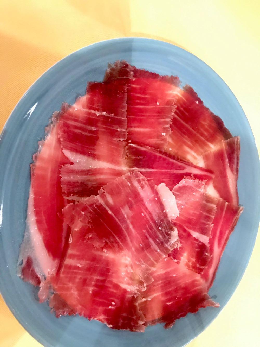 Ibério ham, Olé Hong Kong