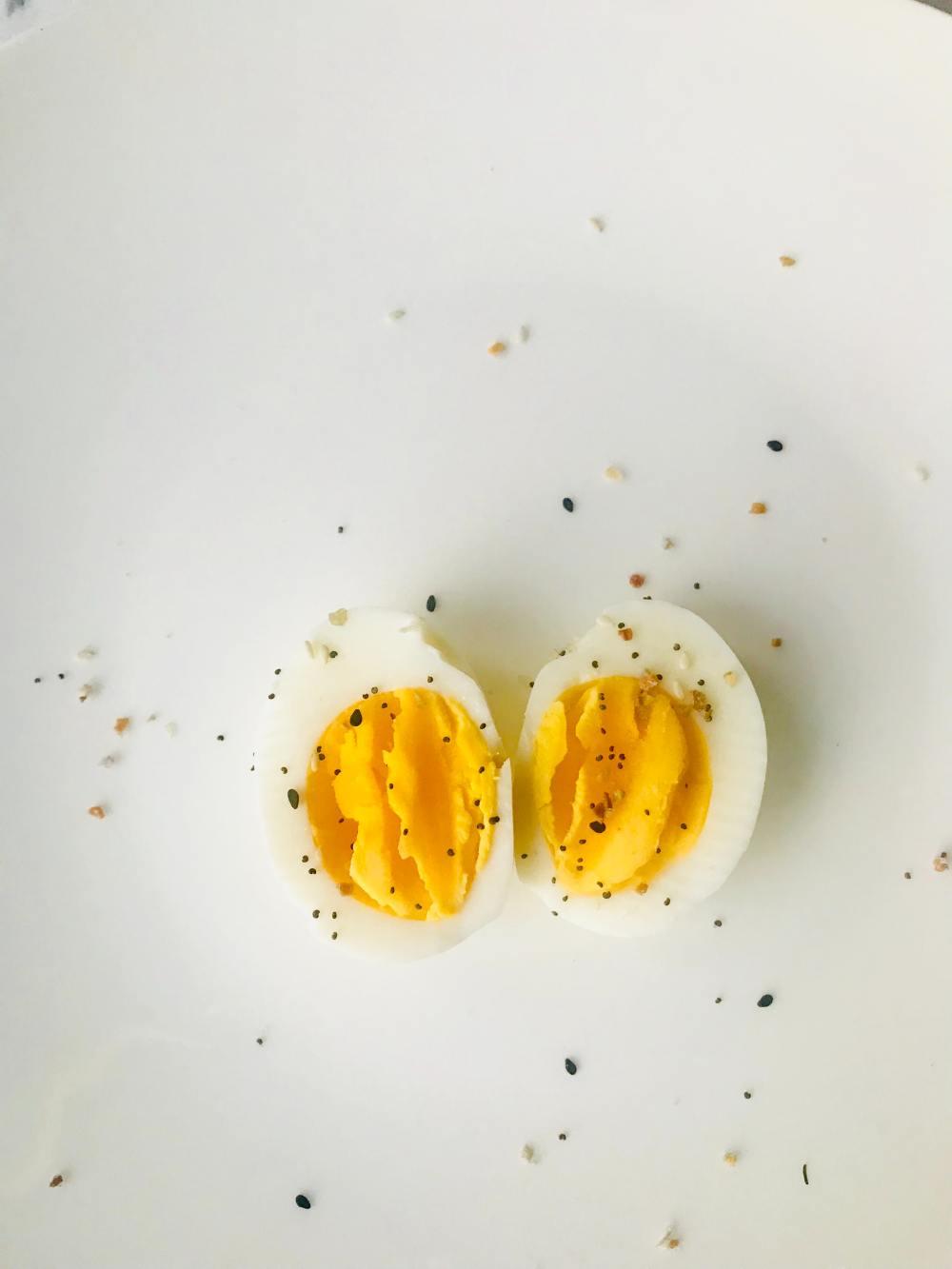 Kettle eggs