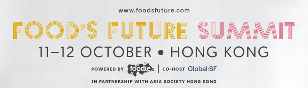 Foods Future Summit HK