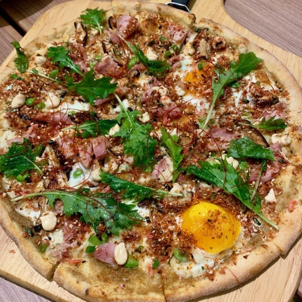 Cafe Deco Pizzeria Hong Kong