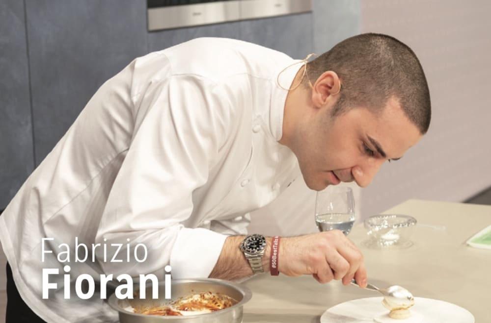 Chef Fabrizio Fiorani