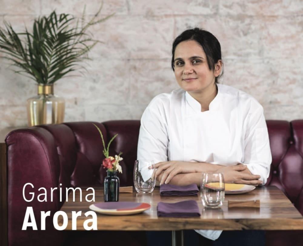 Chef Garima Arora