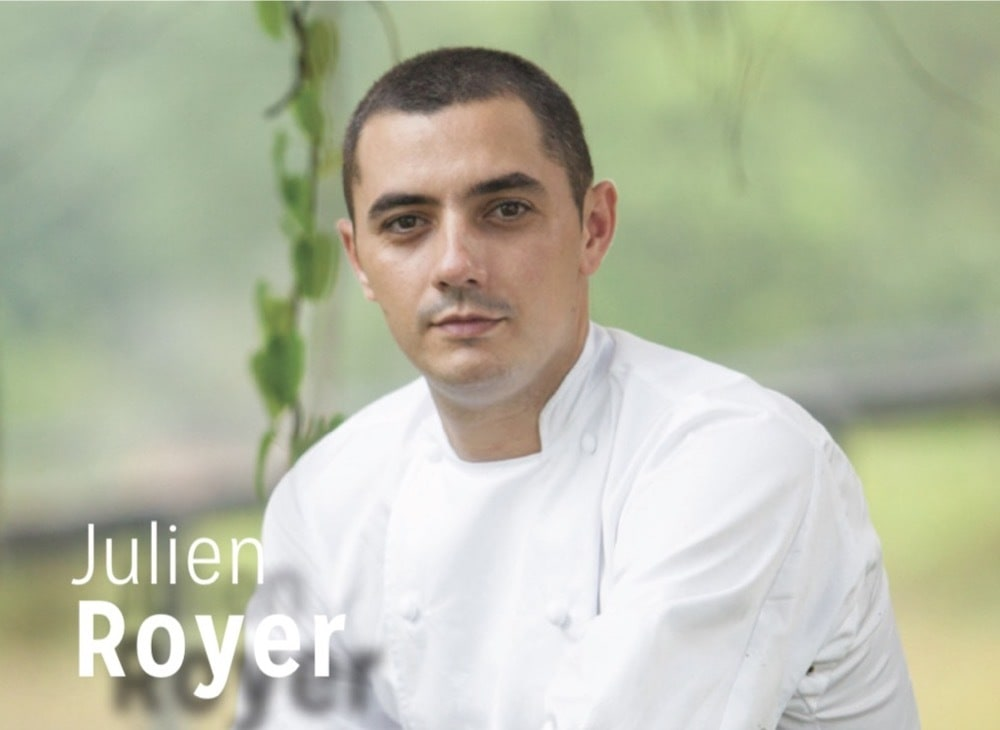 Chef Julien Royer