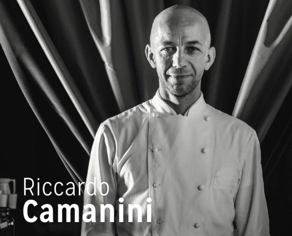 Chef Riccardo Camanini