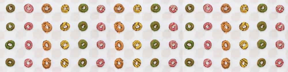 Food's Future Summit Hong Kong Cricket Donuts