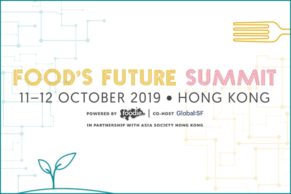 Food's Future Summit Hong Kong