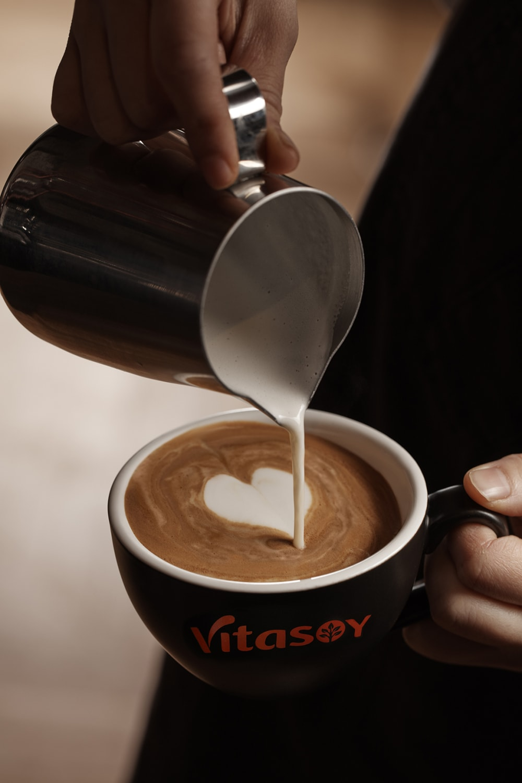 Vitasoy oat milk