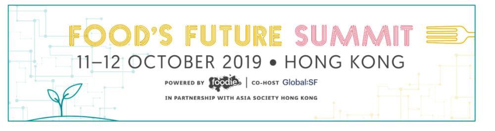 Food's Future Summit 2019