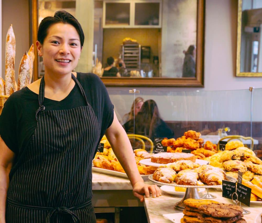 Pastry Chef Belinda Leong