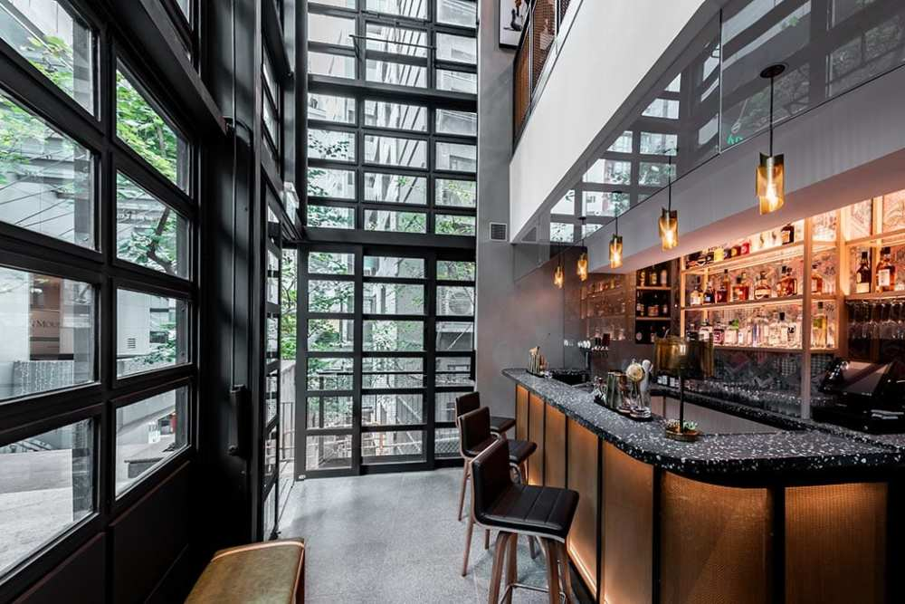 VEDA at Ovolo Central Hong Kong